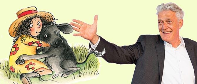 """Max Moor im Interview über sein Kinderbuch """"Flo und der Schnüffel-Büffel"""""""