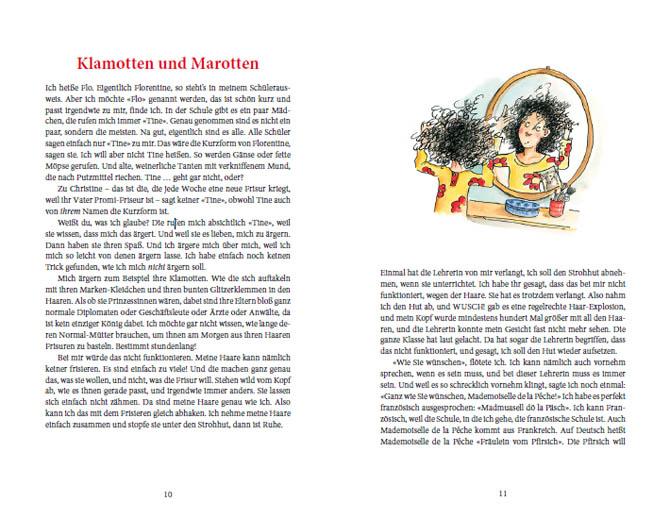 Kinderbuch von Max Moor: Flo und der Schnüffel-Büffel