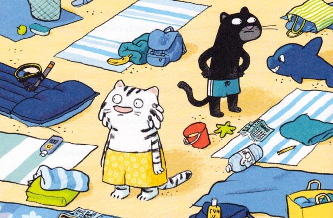 Kinderbuch: Ein Känguru wie du - Ulrich Hub