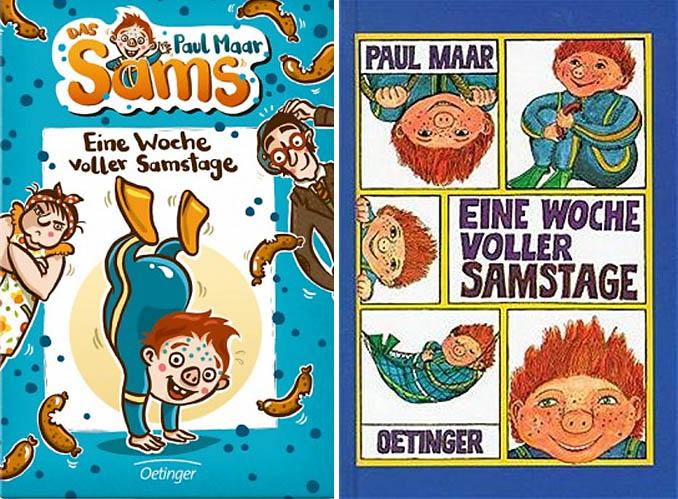 Kinderbücher: Eine Woche voller Samstage - Paul Maar, Nina Dulleck