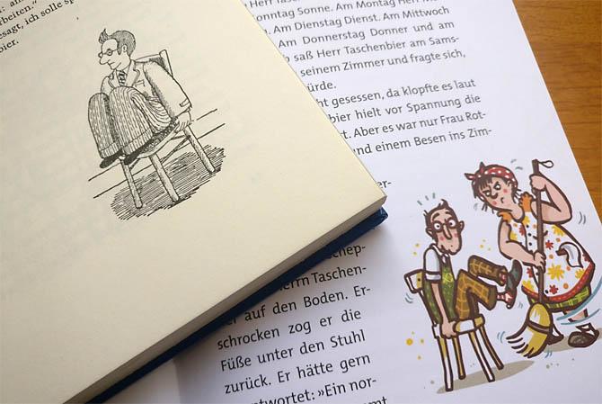 Kinderbücher: Eine Woche voller Samstage, Paul Maar, Nina Dulleck