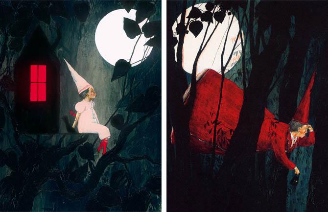 Kinderbücher: Hexenfee - Brigitte Minne, Carll Cneut