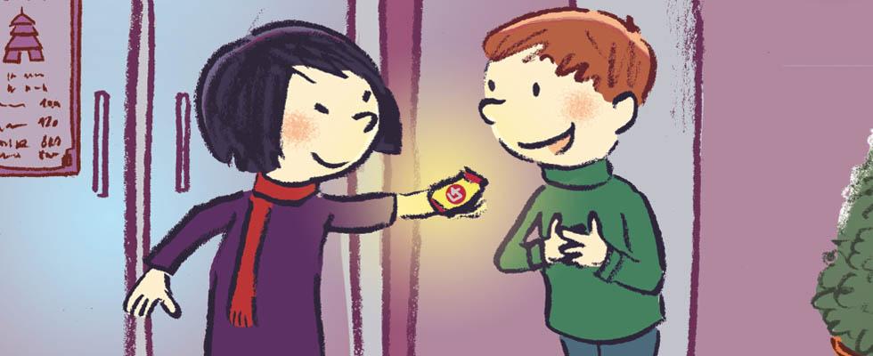 Kinderbücher: Oskar und die Sache mit dem Glück