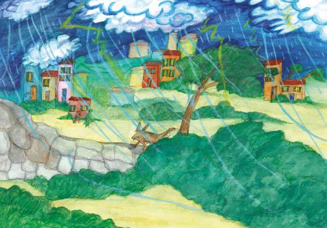 Kinderbücher: Pablos Reise