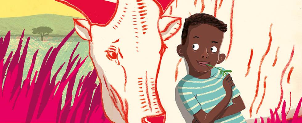 Kinderbücher: Thabo - Der Rinder-Dieb - Kirsten Boie