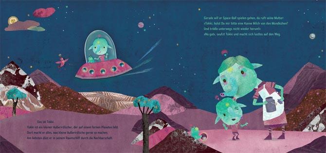 Kinderbücher: Tokkis Reise