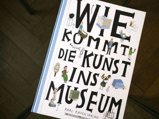 Kinderbücher: Wie kommt die Kunst ins Museum