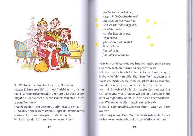 Kinderbücher: Das Sams feiert Weihnachten