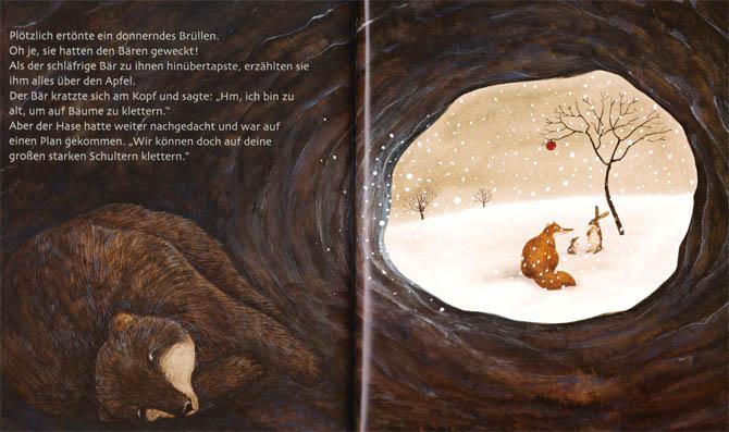 Kinderbücher: Feridun Oral - Ein Apfel für alle
