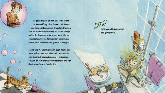 Kinderbücher: Müffelmax