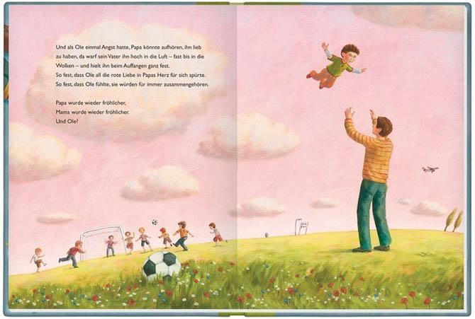 Kinderbücher: Scheidung - Trennung - Wir sind immer für dich da