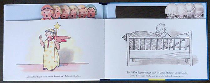 Die schönsten Kinderbücher zu Weihnachten - Die Weihnachtsengelein