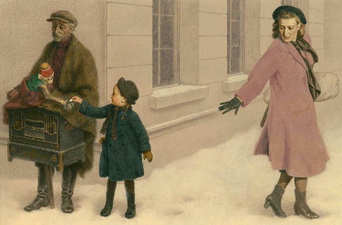Die schönsten Kinderbücher zu Weihnachten - Eine große Freude