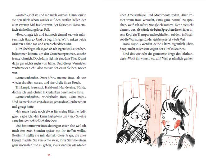 Kinderbücher: Bluma und das Gummischlangengeheimnis