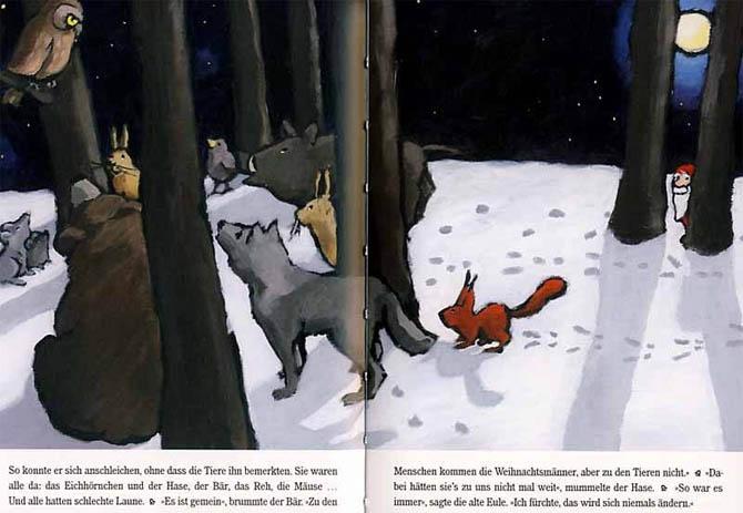 Die schönsten Kinderbücher zu Weihnachten: Der kleine Weihnachtsmann