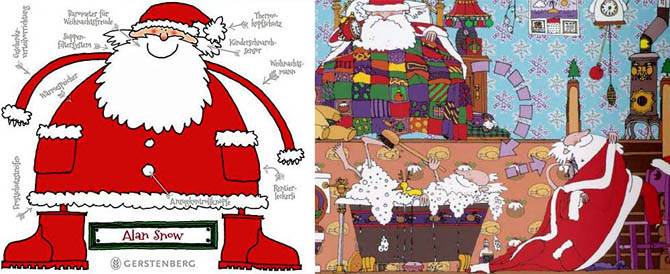 Die schönsten Kinderbücher zu Weihnachten: Wie der Weihnachtsmann wirklich funktioniert