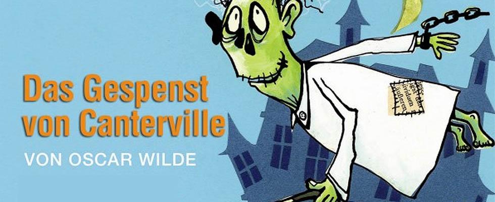Kinderhörbuch: Das Gespenst von Canterville