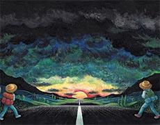 Kinderbücher: Jimmy Liao - Die Sternennacht
