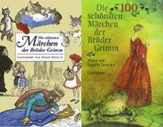 Kinderbücher: Die schönsten Märchen der Brüder Grimm