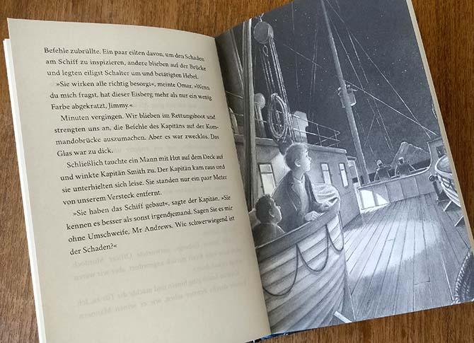 Kinderbücher: Titanic - 24 Stunden bis zum Untergang